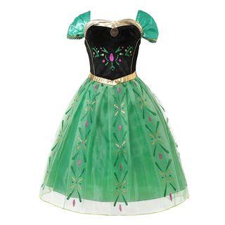 Disfraz niña nuevo princesa 3 años