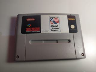 Juego World Cup USA 94 Super Nintendo