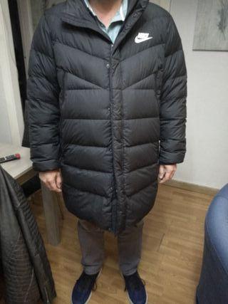 abrigo de plumas nike