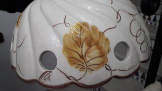 lámpara de cerámica