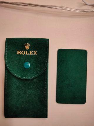 Funda reloj Rolex. Nueva!