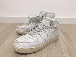 Nike Air Force 1 - blanco - talla 44
