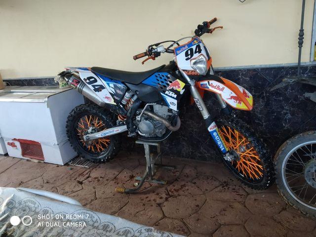 ktm exc 250 4t 2009