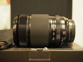 Objetivo Fujifilm XF 55-200 f/3.5-4.8