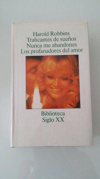 Libro harold robbins LIQUIDACIÓN PERFIL