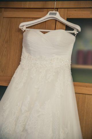 vestido de novia Rosa Clara modelo Zeus