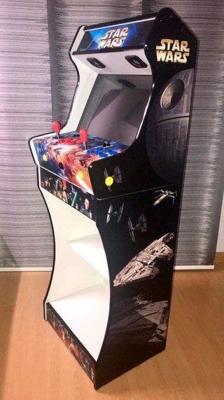 Máquinas recreativas arcade personalizadas