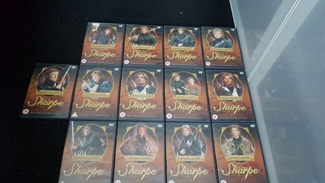 Sharpe dvds