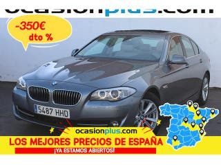 BMW Serie 5 520d Efficient Dynamics Edition 135 kW (184 CV)