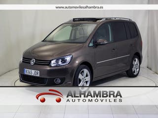 Volkswagen Touran 2.0 TDI SPORT AUTO 7 PLAZAS