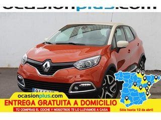 Renault Captur dCi 90 Zen Energy SANDS eco2 66kW (90CV)