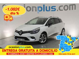 Renault Clio Sport Tourer dCi Limited Energy 66 kW (90 CV)