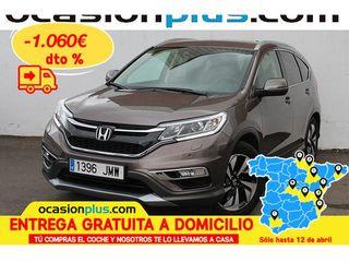Honda CR-V 1.6i-DTEC Lifestyle 4x2 88 kW (120 CV)