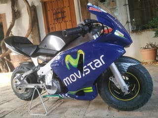 mini moto polini 910s