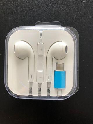 Auriculares para iPhone/iPad/iPod Lightning