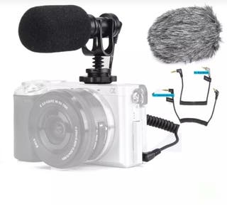 EACHSHOT Video microfono para camaras