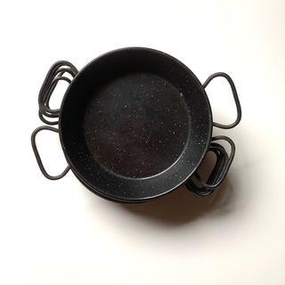 Paellas para servir 15 cm diámetro
