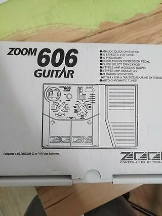 Pedal para guitarra