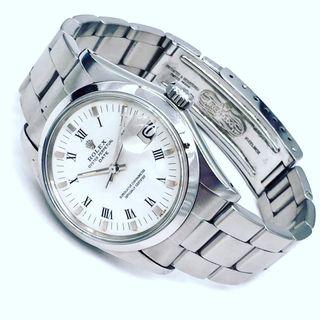 Rolex date JUST ref 1500