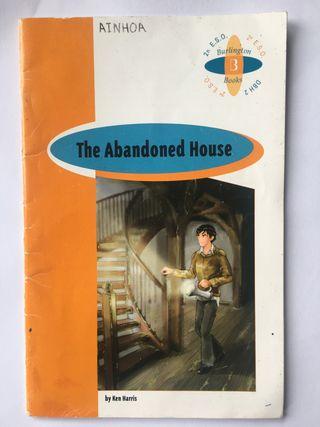 "Libro inglés ""The Abandoned House"""