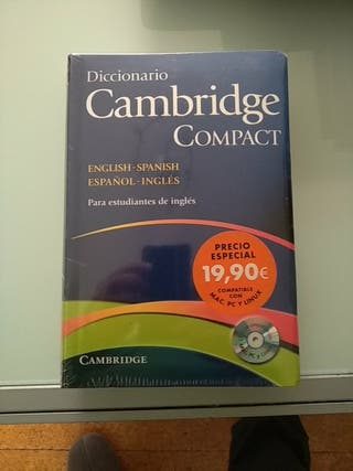 Diccionario Cambridge Compa