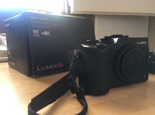Lumix GX8 + objetivo kit