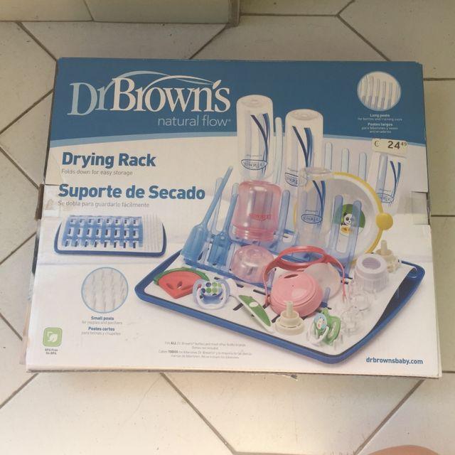 Soporte biberones Dr. Brown