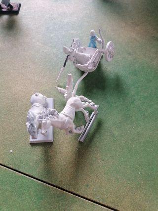 carro tiranoc altos elfos Warhammer
