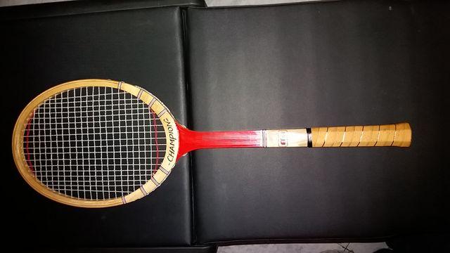 RAQUETA Tenis VINTAGE (NUEVA)
