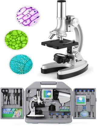 Microscopio de bolsillo