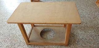 mesa rectangular camilla