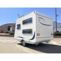 caravanas nuevas de 750 kg fabrica