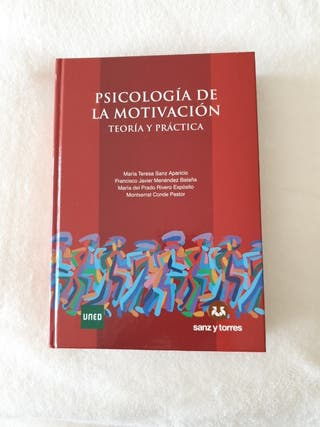 libro uned psicologia motivacion
