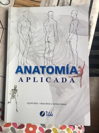 """Libro """"Anatomía Aplicada"""" 1Bachiller"""
