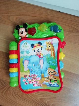 Libro electrónico Mickey