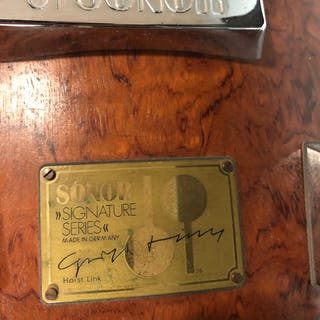 Sonor signature bubinga