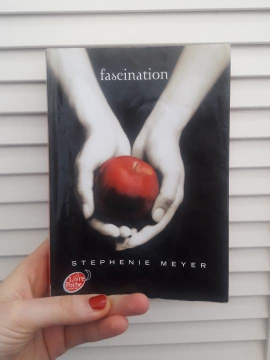 fascination ( Stephanie Meyer)