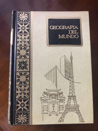 Libro: Geografía del mundo