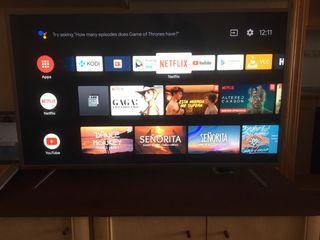 "49"" Android Smart TV (satelite) + Kodi UltraHD"
