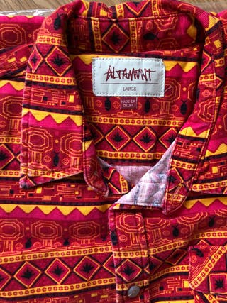 Altamont shirt New