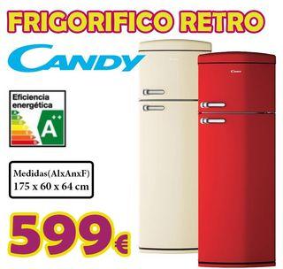 frigorífico retro Candy