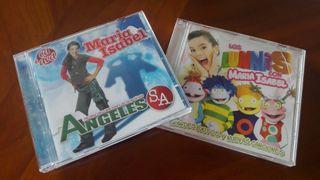 CD DVD Maria Isabel Musica discos libros regalos