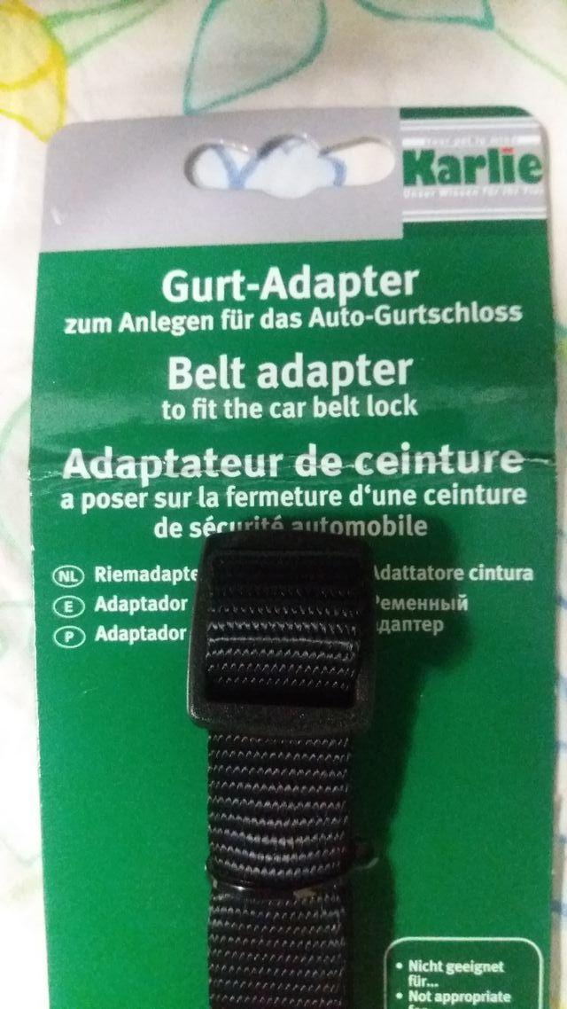 ADAPTADOR Cinturon Seguridad PERRO
