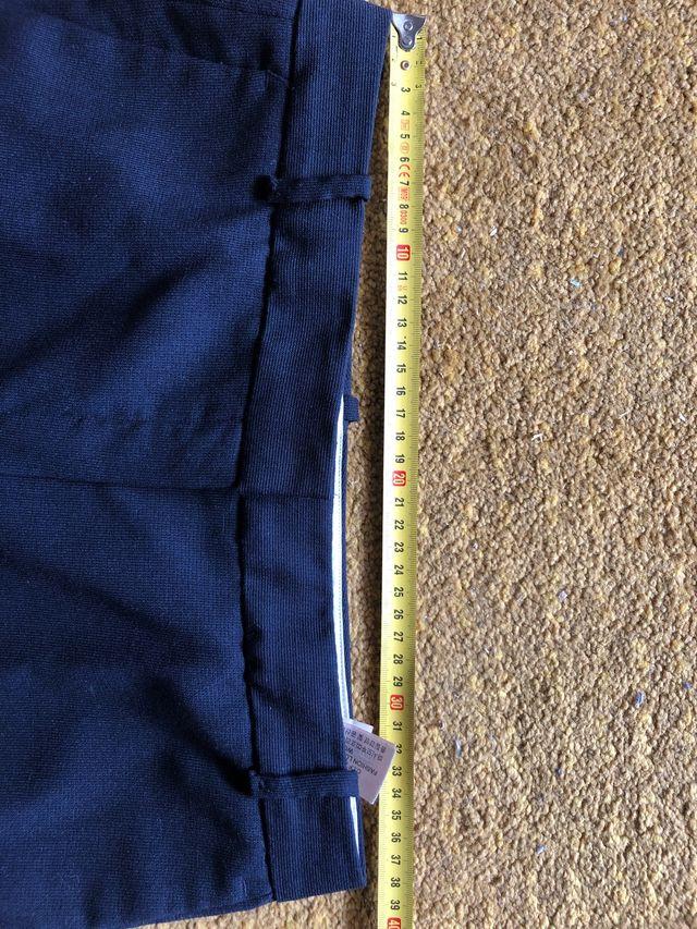 Pantalón de traje azul marino