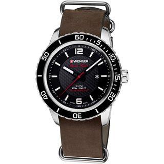 Ref. 86023   Reloj Wenger 01.0851.121 Roadster Bla