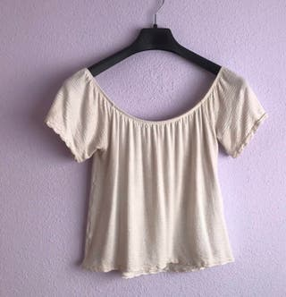 Camiseta Pull and Bear