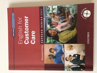 Libro English for Customer Care Oxford Business