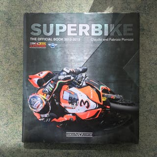 Superbike: the official book 2012-2013