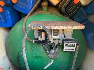 Depósito combustible 3.000 litros