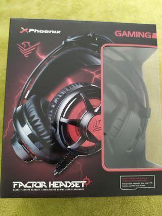 cascos phoenix gaming